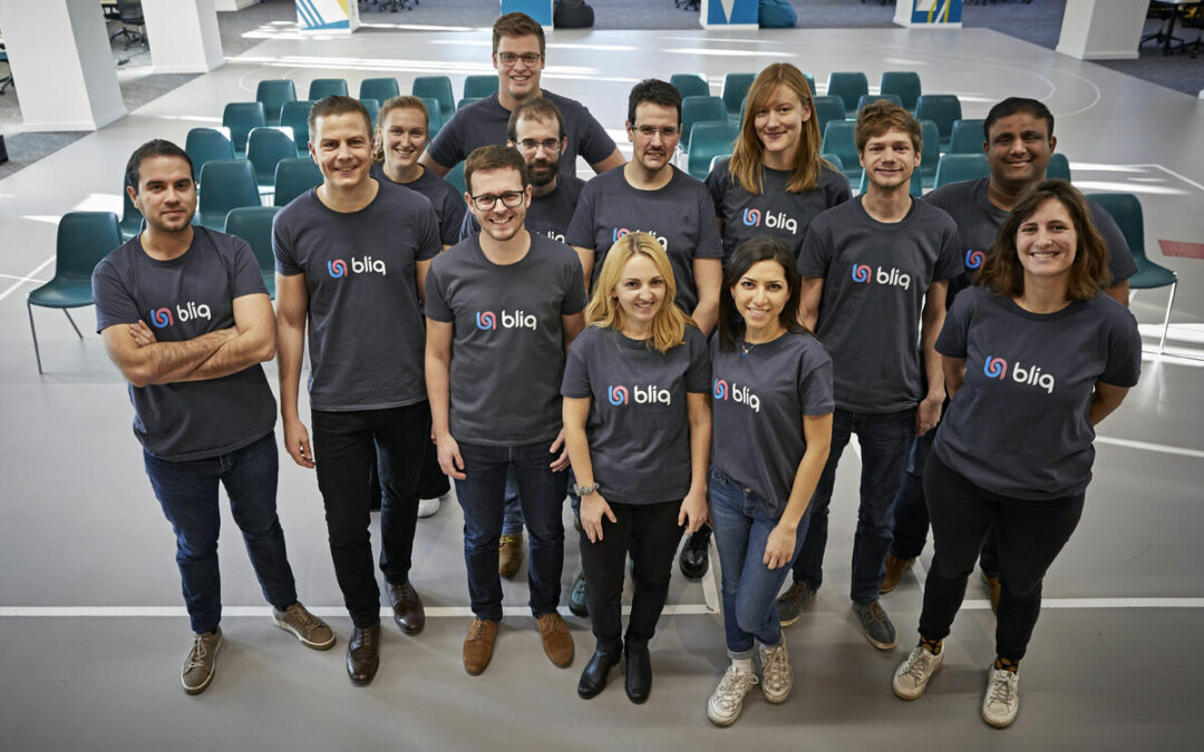 Alumni startup Bliq secures €2 million in funding